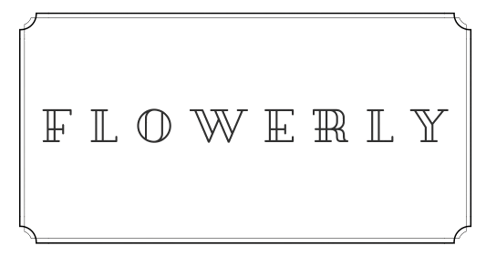 Flowerly logo