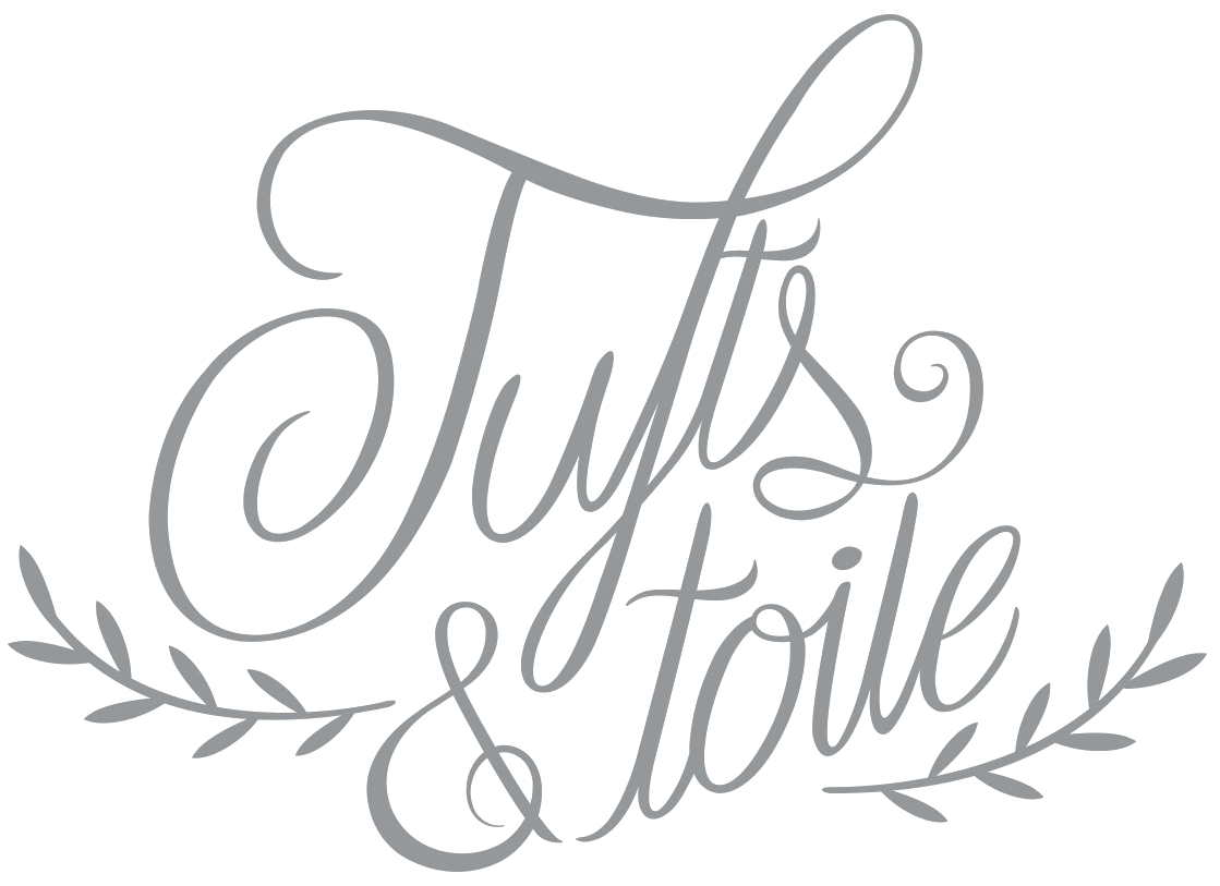 Tufts and Toile logo